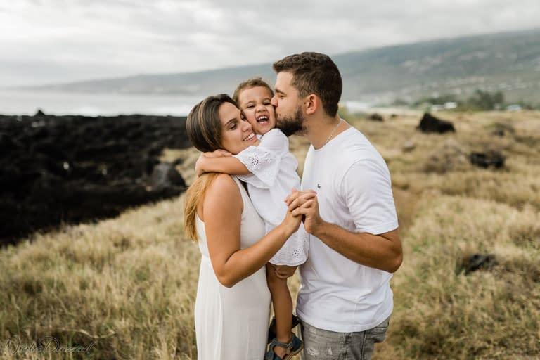 Photographe de famille et couples à la Réunion